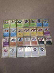 Pokemon TCG Shining Fates Baby Shiny Vault Cards