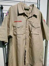 Boy Scouts Of America Men's Uniform Shirt Scout Adult size L (16-16.5 neck)