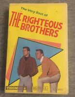 the Very Best of the Righteous Brothers: Cassette Tape Thomson Original (RARE)
