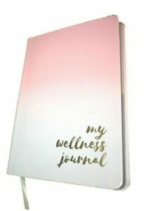 Gratitude Journal Note Book Hard Cover Diary notebook Wellness Journal 384 page