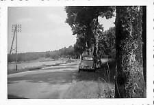 PHOTO AUTOMOBILE CITROEN 2 CV 1961
