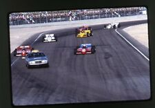 1984 Caesars Palace Grand Prix - CART - Andretti/Sullivan - Vtg 35mm Race Slide
