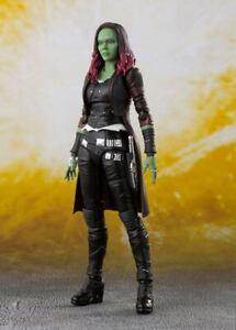 Avengers: Infinity War Bandai S.H. Figuarts Gamora 15cm Action Figure