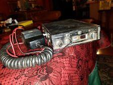 Vintage Realistic Radio Shack Trc-421 Cb Citizen's Band Radio Untested