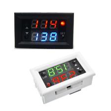 DC 12V 20A Mini Dual LED Display Digital Time Delay Relay Timer Relay Module