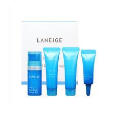 Laneige Water Bank Trial Kit 4 items 1 set Skincare Moisture Korean Cosmetic