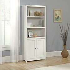Library With Doors - Soft White - Cottage Road Collection (417593)