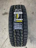 285/70/17 NITTO TERRA GRAPPLER BRAND NEW TYRE NITTO A/T