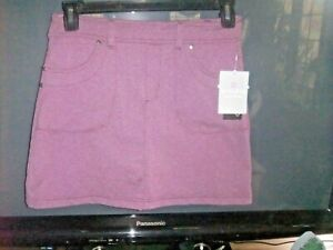 ATHLETA SMALL NEW WITH TAG BETTONA STRETCH SKORT SKIRT+SHORTS Sangria Purple