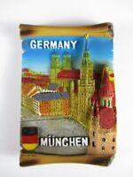 Magnet München Munich Deutschland,Poly 3D Relief Souvenir Germany,NEU !
