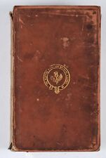 The Picture of Scotland by Robert Chambers. Fourth Edition. 1837