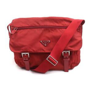 Prada Shoulder Bag  Reds Nylon 2200734