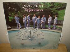 "THE INSPIRATIONS.......""SONGS OF LOVE""..........RARE HTF OOP GOSPEL ALBUM"