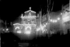 Siggiewi in Festa season, Malta World War 2 photographs