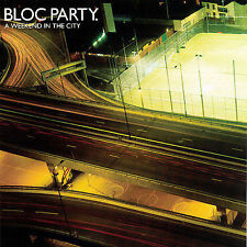 A Weekend in the City by Bloc Party (CD, Feb-2007, Vice Records)