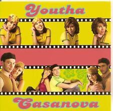 YOUTHA - casanova CD SINGLE eurodance 2004 HOLLAND RARE