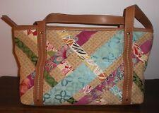 RELIC Multi-Color Patchwork SHOPPER, HOBO, SHOULDER BAG ~ Excellent Condition