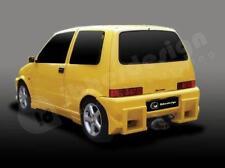 Paraurti posteriore sportivo  vetroresina FIAT CINQUECENTO 93->98 Tuning