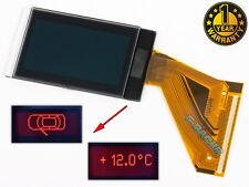 LCD DISPLAY VISUALIZZAZIONE PER AUDI A2 A3 A4 A6 JAEGER STRUMENTO COMBINATO