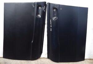 Isuzu KB20 KB25 door skin replacement panels  PAIR (LH+RH) new aftermarket