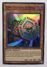 Yu-Gi-Oh! THSF-EN040 - Djinn Disserere of Rituals - Super Rare