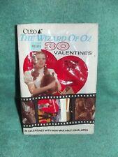 1988 The Wizard Of Oz Valentine Cards MIB