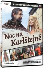 Noc na Karlstejne (A Night at Karlstein) DVD Remaster box English subtitles