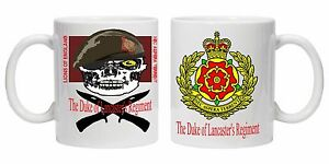 Duke of Lancaster's Regiment Mug Lancs Mug
