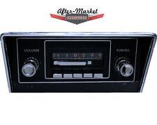 """67 68 69 70 71 72 73 Mustang Radio Custom Autosound """"Slidebar"""" Radio + Bluetooth"""