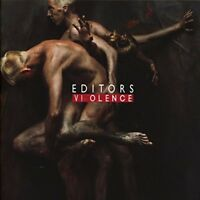 Editors - Violence (2 extra tracks) Deluxe CD