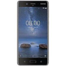 Nokia 8 64gb Unlocked Smartphone Steel