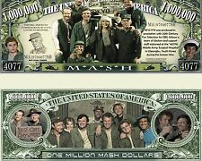 MASH TV SHOW Novelty Dollar with Protector and Free shipping NEW