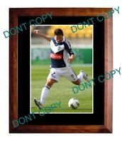 HARRY KEWELL MELBOURNE VICTORY A LEAGUE STAR A3 PHOTO 3