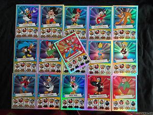 Topps Duck Stars / Rainbow Foil Karten zum aussuchen