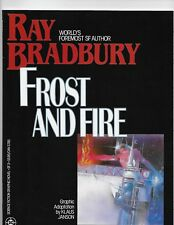 DC Comics Ray Bradbury FROST AND FIRE Graphic Novel Softcover