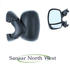 FITS NISSAN PRIMASTAR 2001-2012 BOTTOM MIRROR GLASS WIDE ANGLE RIGHT OR LEFT