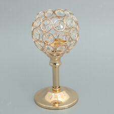 Mosaic Crystal Candle Holder Tea Light Candelabra Wedding Centerpieces
