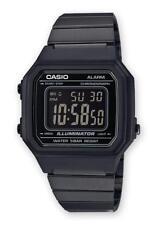 Casio Reloj Digital para Hombre de Cuarzo con Correa en Acero Inoxidable B650...