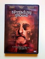 Spreading Ground DVD Dennis Hopper Leslie Hope Frederick Forrest Free Shipping