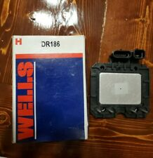 WELLS DR186 IGNITION CONTROL MODULE FOR CAVALIER S10 SONOMA HOMBRE SUNFIRE