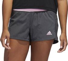 adidas Mesh 2 In 1 Womens Training Shorts - Grey