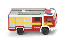 WIKING Modell 1:160/N MB Feuerwehr-Rosenbauer RLFA 2000 AT rot #096303 NEU/OVP