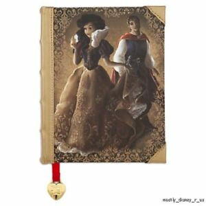 Disney Store Snow White And Prince Charming Fairytale Designer Journal Notebook