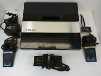 Atari 5200 Super System Console - 4 Port - 4 Controllers, Power Cord, Switch