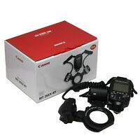 Canon MT-26EX-RT Macro Twin Lite Flash - 2 year warranty UK NEXT DAY DELIVERY