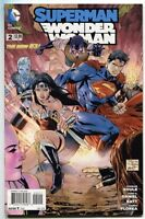 Superman / Wonder Woman - Issue #2  (DC Comics 2013 - The New 52!) VF/NM