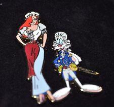 Rare Disney Pin Trading Jessica Washington LE250 LE 250 New Mint card Lot 46