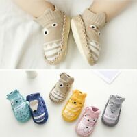 Baby Infant Soft Sole Crib Toddler Newborn Shoes 0-24 M Anti-slip Kids Girls NEW