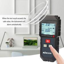 Handheld EMF Meter Digital LCD Electromagnetic Radiation Detector Tester Tool