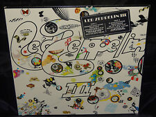 Led Zeppelin III SEALED US 1970 1ST PRESS? LP W/ HYPE STICKER & rotating-wheel